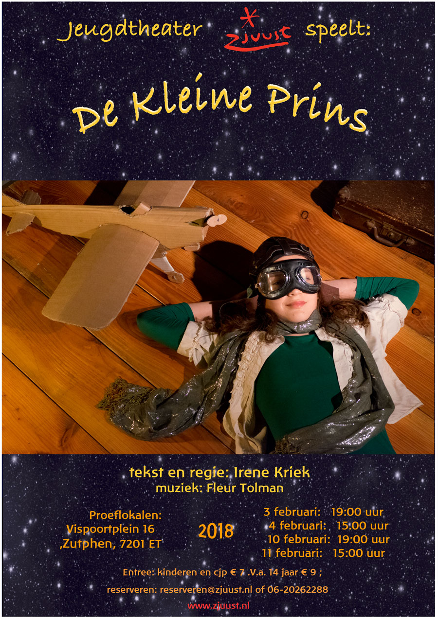 affiche-Kleine-Prins-2018