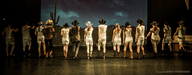 Echte Cowboys Huilen Niet - Theater The Yong Ones